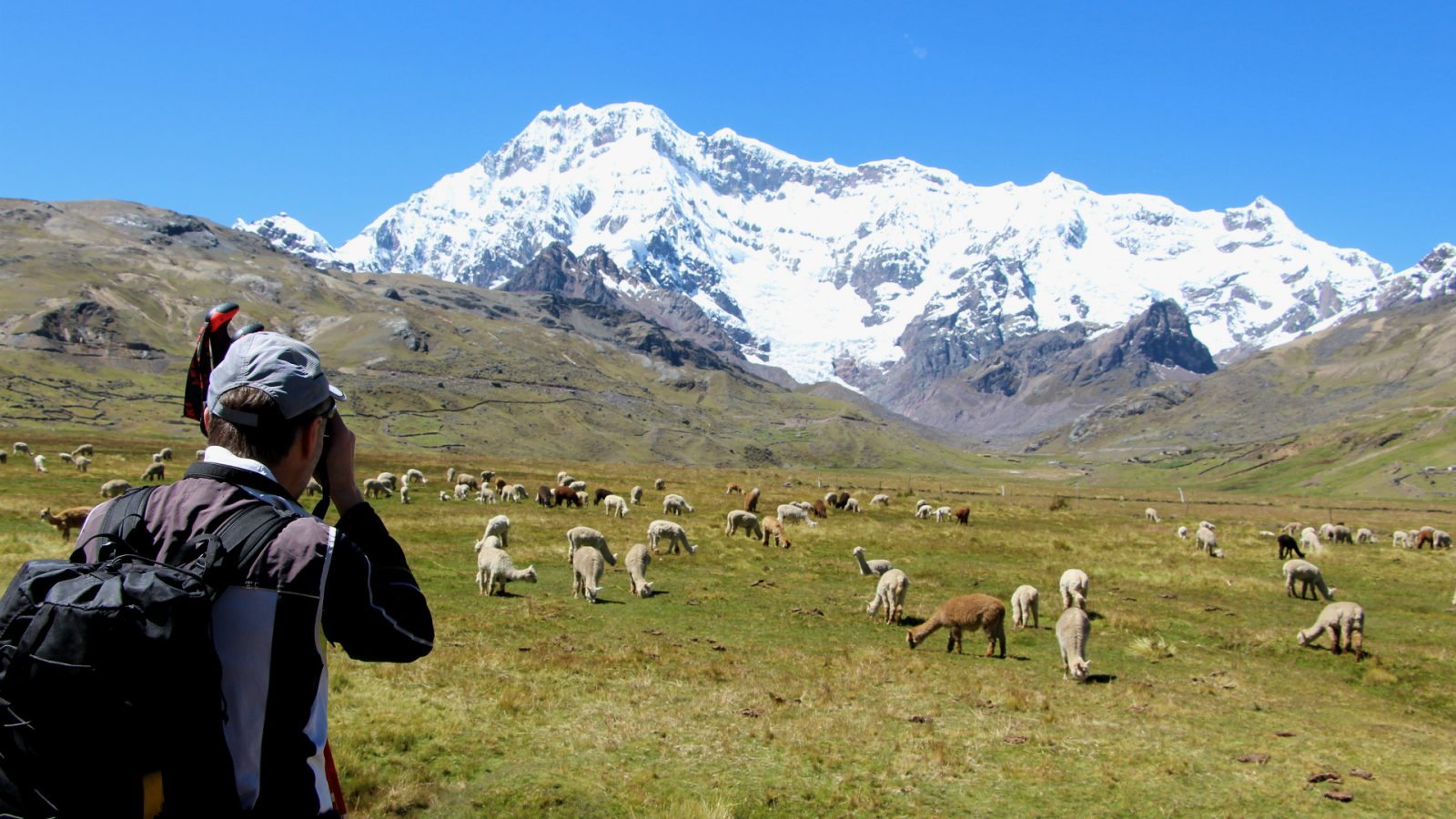Ausangate Trek 5 days by inka trail trek