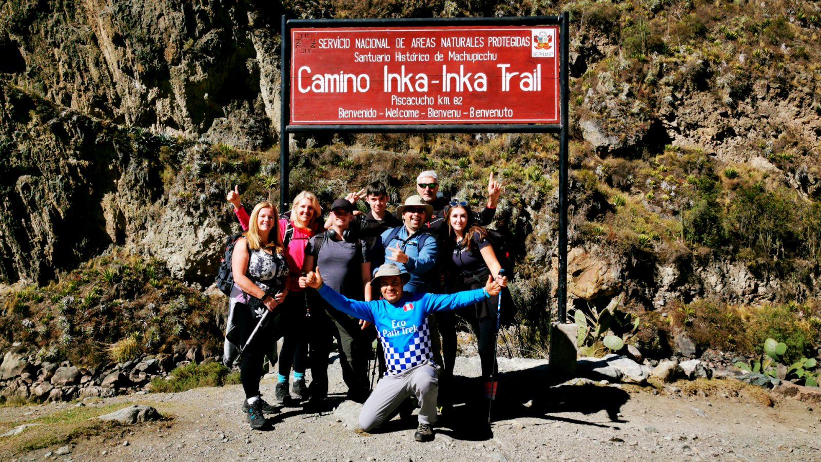 CLASSIC INCA TRAIL DAY 1 BY INKA TRAIL TREK