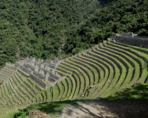 INCA TRAIL 2 DAYS BY INKA TRAIL TREK
