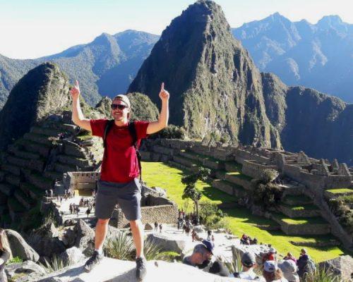 machu picchu peru by inka trail trek