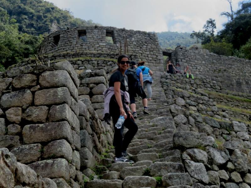 short inca trail to machu picchu by inka trail trek