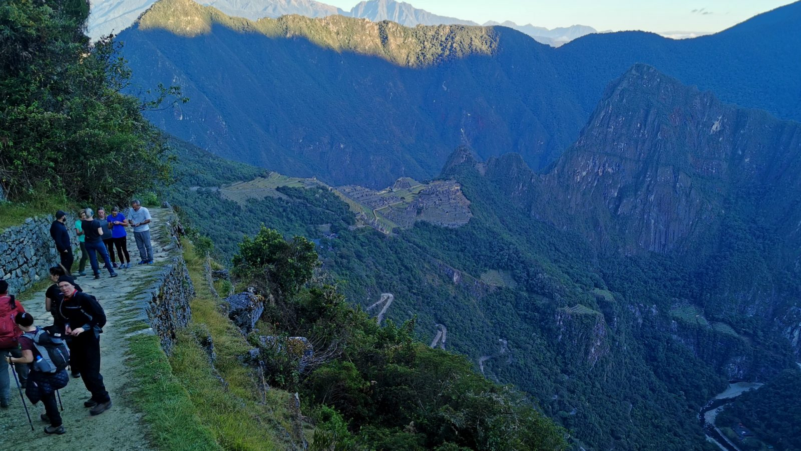 SUN GATE of Machu Picchu by Inka Trail Trek
