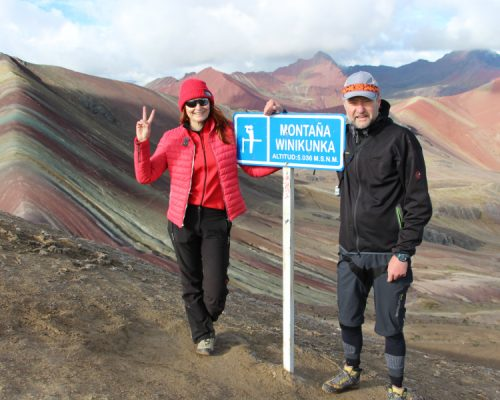 THE AUSANGATE TREK BY INKA TRAIL TREK