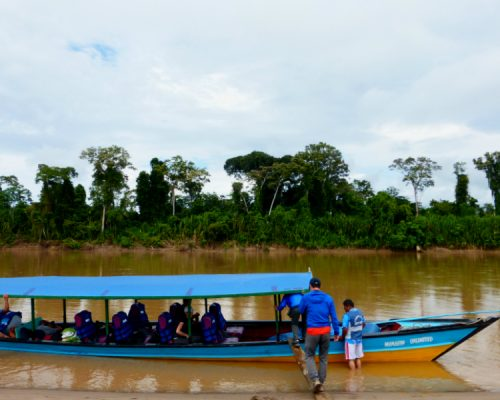 amazon tours by inka trail trek