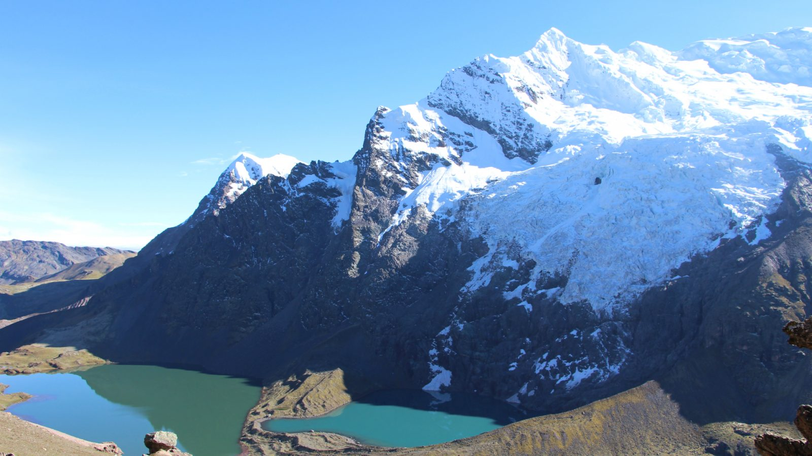 ausangate mountain by inka trail trek