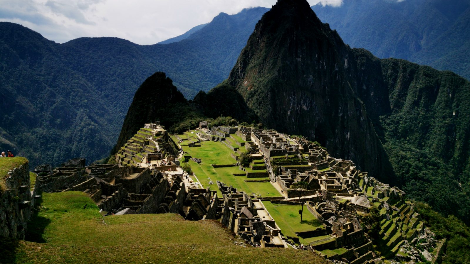 ciudadela sagrada de machu picchu con inka trail trek