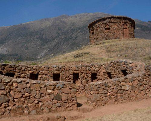 inca site of URCO by inka trail trek