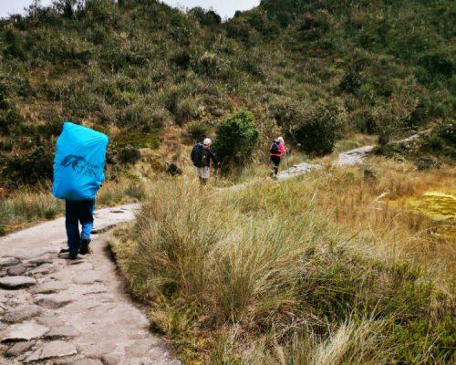 classic inca trail to machu picchu by inka trail trek