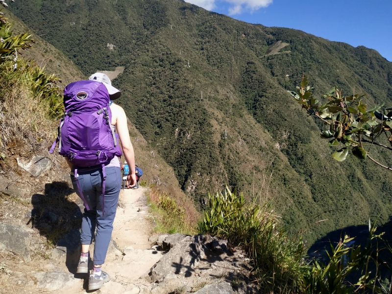 short inca trail by inka trail trek