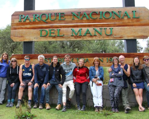national park of manu by inka trail trek