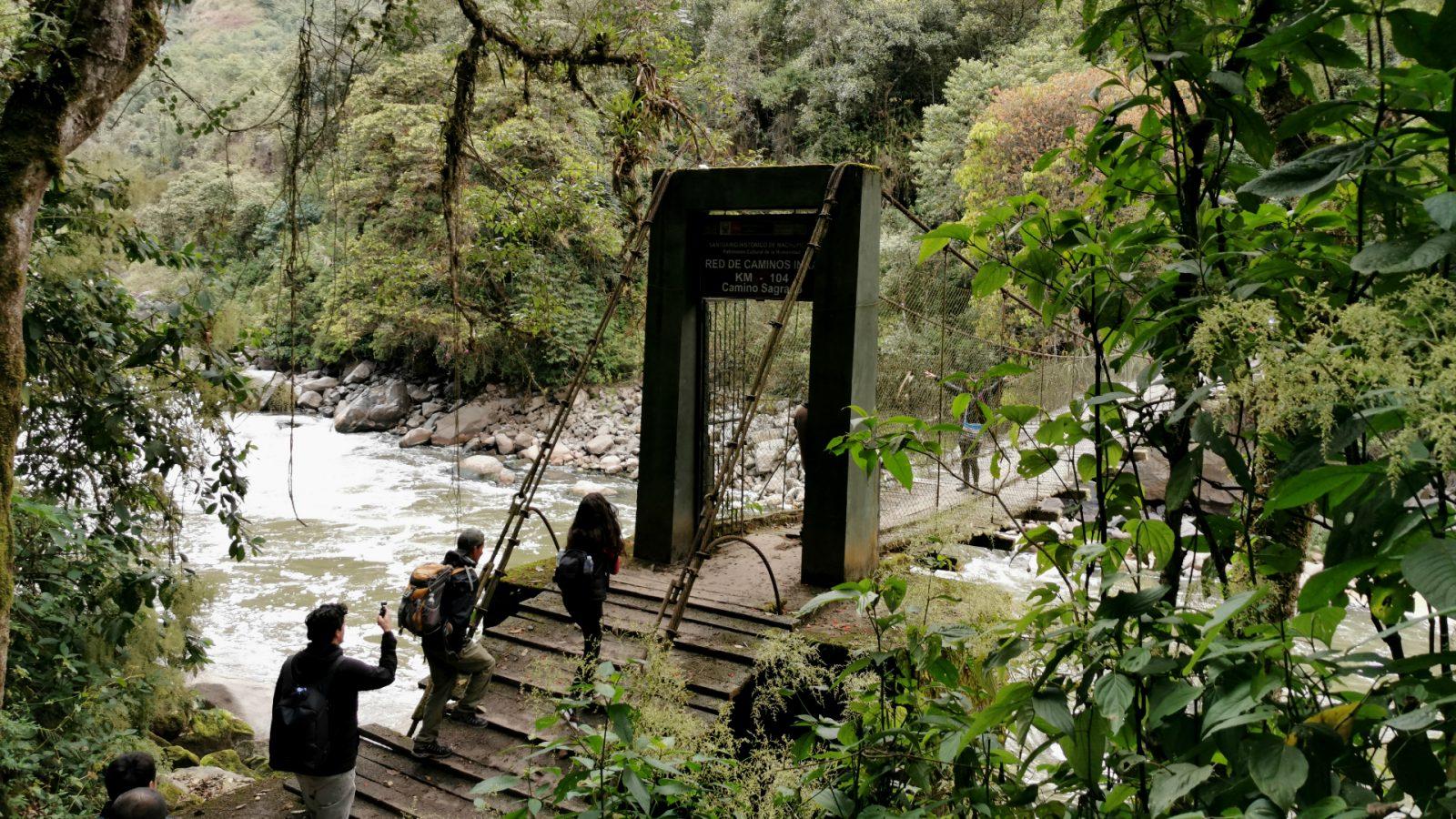 short inca trail by inka trail trek