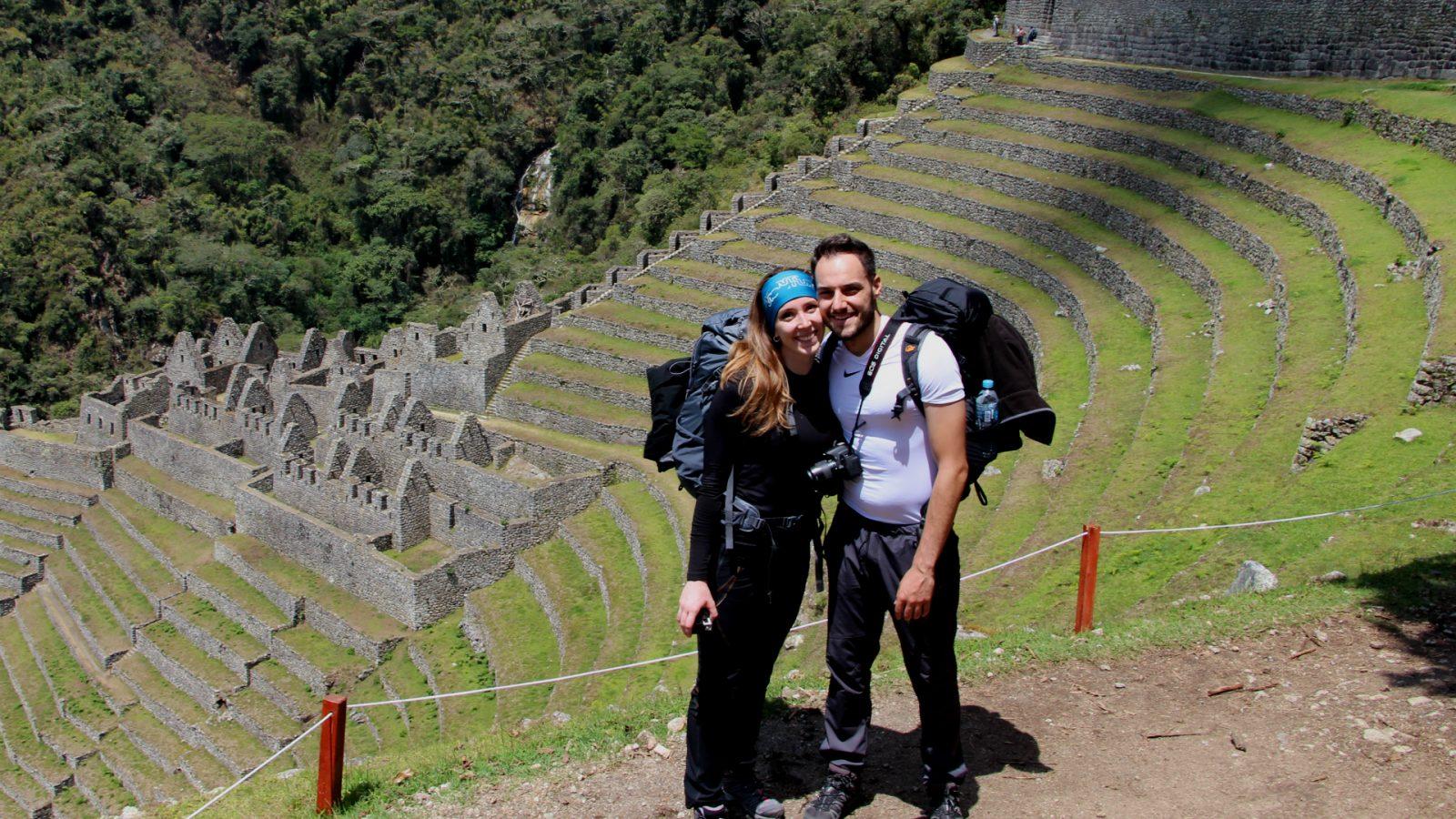 short inca trail experience by inka trail trek
