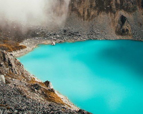 laguna humantay con inka trail trek