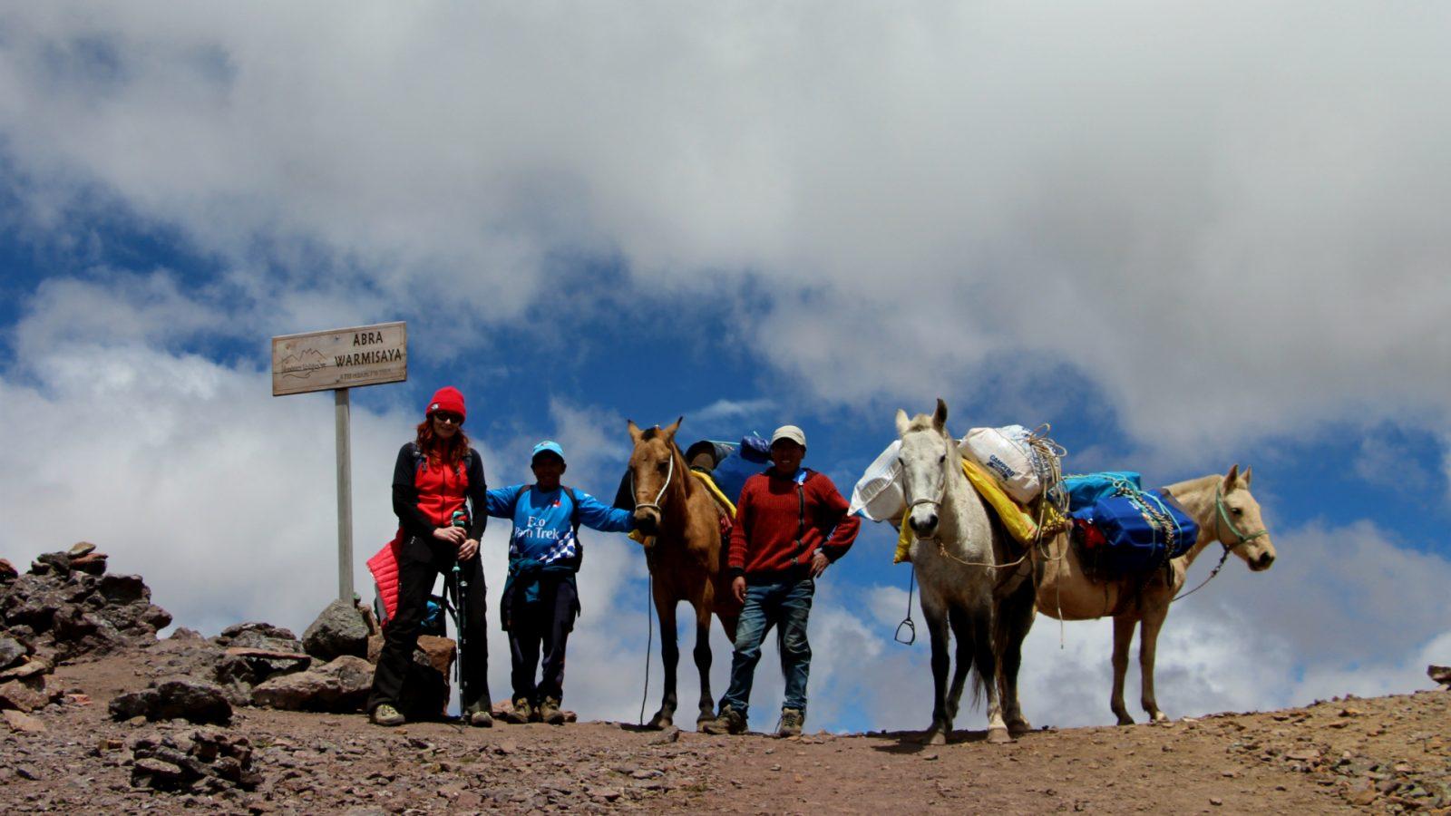 AUSANGATE TOUR BY INKA TRAIL TREK