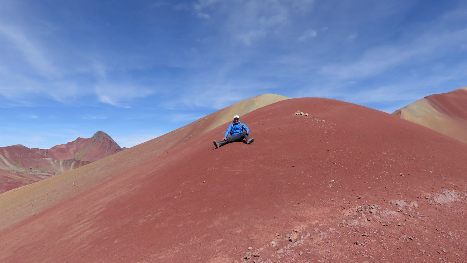 AUSANGATE TREK RAINBOW MOUNTAIN by inka trail trek