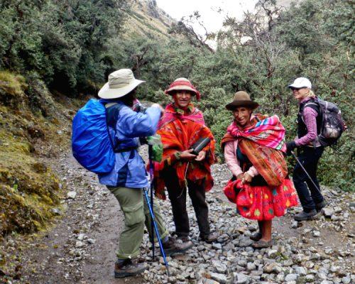 LARES TREK TYO MACHU PICCHU DAY 3 by inka trail trek