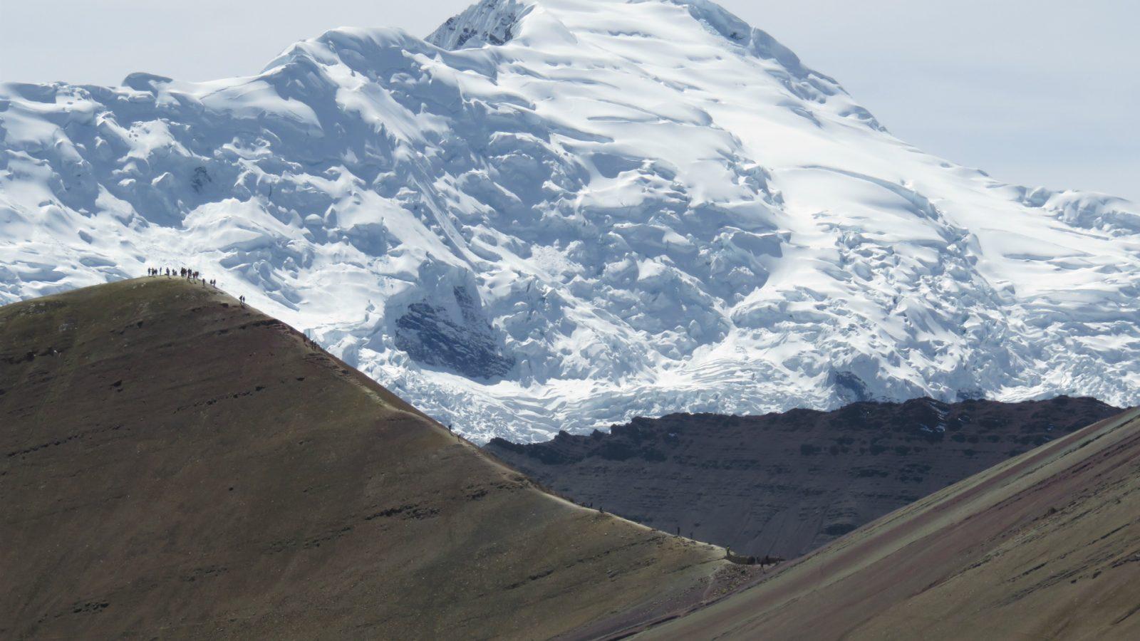montaña ausangate by inka trail trek